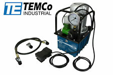 Temco HP0006 Electric Hydraulic Pump Power Pack Unit - 120V