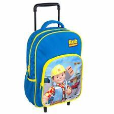 Trolley | 26 x 13 x 37 cm | Bob der Baumeister | Reisetasche Tasche | Kinder