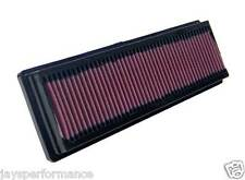 K&N SPORTS PERFORMANCE AIR FILTER FOR CITROEN C2/C3 1.1/1.4/1.6