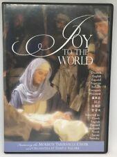 Joy to the World Featuring the Mormon Tabernacle Choir DVD Program