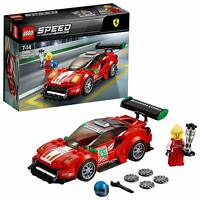 LEGO 75886 Speed Champions Ferrari 488 GT3 Scuderia Corsa 2018 Model Car Set