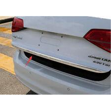 Exterior Tailgate Rear Door Bottom Lid Cover Trim For VW JETTA MK6 2015-2017