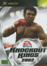 Jeu Xbox Knockout Kings 2002