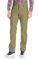 Columbia Brownsmead FLAX Five Pocket Omni-Shade Cotton Pants Mens 34x34 NEW