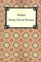 Walden : Or, Life in the Woods, Paperback by Thoreau, Henry David, Brand New,...