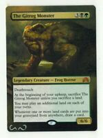 The Gitrog Monster Altered Full Art MTG Magic Commander cEDH 2020 Lands Golgari