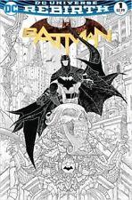 Batman Vol. 3 - #1 | Rafael Grampa SDCC '16 Sketch Variant | DC Comics - 2016