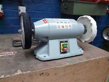 230v  Double Ended Bench polishing/buffing/polisher machine Holzmann DSM 200 PS