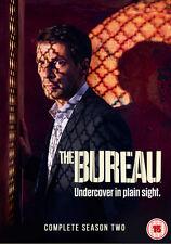 The Bureau Season 2 DVD 5027035015897 Mathieu Kassovitz