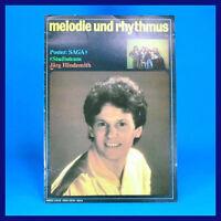 GDR Melody and Rhythm 1/1984 Karel Gott Saga Spandau Ballet Studioteam