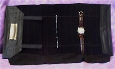 EXTRA LARGE WATCH/BRACELET ROLL 14 SECTIONS