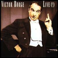 VICTOR BORGE - LIVE (!) CD Album ~ COMEDY / PIANO *NEW*