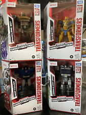 Transformers Netflix War For Cybertron Wave 2 Set