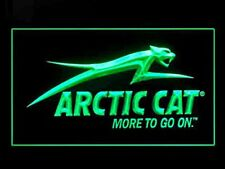 Arctic Cat Snowmobiles Bar Led Light Sign US Shippper