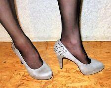 High Heels / Peeptoes / Pumps / Schuhe / Damen / gr. 39
