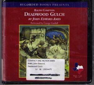 Deadwood Gulch Ralph Compton by John Edward Ames CD Complete & Unabridged