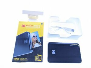 Kodak Mini 2 Wireless Mobile Instant Photo Printer (KODMP2B)
