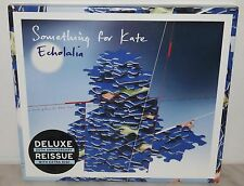 2 CD SOMETHING FOR KATE - ECHOLALIA - DELUXE - NUOVO NEW