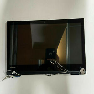 """Toshiba Satelittle Radius 14"""" Full LCD Screen Assembly With Cables H000096190"""