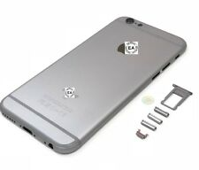 Apple iPhone 6S Spacegrau Backcover Gehäuse Akkudeckel Grau
