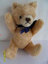 Steiff bear Teddy mohair button stuffed animal Germany 2704 Ing