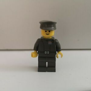 Lego - Star Wars - Imperial Officer - Genuine Minifigure (sw0046)