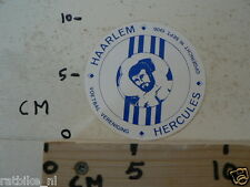 STICKER,DECAL HERCULES VOETBAL VERENIGING HAARLEM