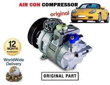 FOR PORSCHE BOXSTER 2.5i 2.7i 1996-->  NEW AIR CONDITIONING COMPRESSOR 7SBU16C