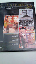 """DVD """"CAMINO DE SANTA FE / PISTOLERO / ADIOS SABATA"""" PRECINTADO"""