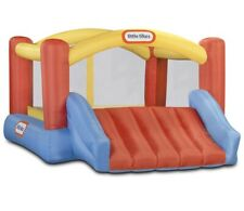 Little Tikes Jump n Slide Dry Outdoor Bouncer In Hand Ready To Ship - Fast!