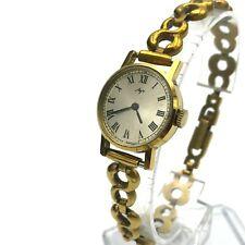 Luch Mujer Reloj de Pulsera Vintage Lujo Mecánico 1801 Servicio Bielorrusia