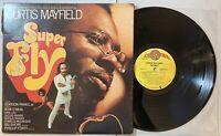 Curtis Mayfield - Super Fly OST 1972 LP Curtom CRS 8014 ST Funk Soul VG/VG