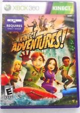 Xbox 360 Kinect Adventures Game Rated E