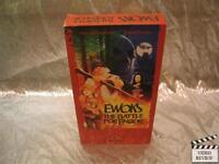 Ewoks - The Battle for Endor (VHS, 1993) Star Wars