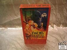 Ewoks - The Battle for Endor (VHS, 1993) Star Wars