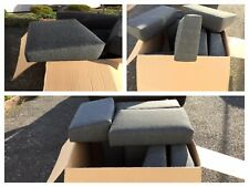 Back support firm foam pillow/cushion leg neck rest sitting laying support etc