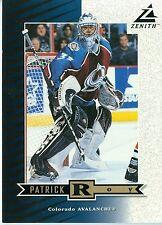 "Patrick Roy 1997-98 Pinnacle Zenith '97 Dare to Tear 5""x7"" Colrado Avalanche #Z3"