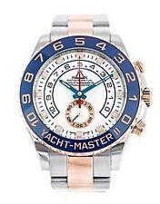 Rolex Men's Stainless Steel Case Analog Wristwatches