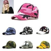 Cool Men's Women Baseball Cap Snapback Hat Hip-Hop Adjustable Outdoor Sport Caps
