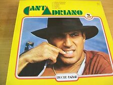 ADRIANO CELENTANO CANTADRIANO  LP RECORD BAZAR