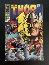 THOR #158 SILVER AGE COMIC BOOK LOT STAN LEE KIRBY ORIGIN JOURNEY MYSTERY #83