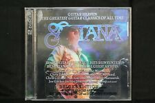 Santana ‎– Guitar Heaven: The Greatest Guitar Classics Of All Time CD&DVD (C181)
