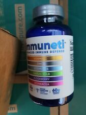 Immuneti - Advanced Immune Defense, 5-in-1 60 CT FREE SHIPPING