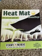 New listing Two heat mats for plants9 Inch X19.5 Inch
