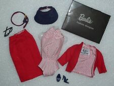 Barbie Vintage Repro Busy Gal Fashion Complete ~ Newly Unboxed ~ Free U.S Ship