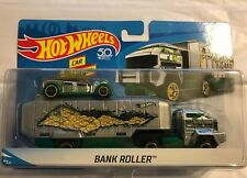 Hot Wheels Bank Roller 2018 50th Anniversary Edition New In Package