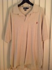 Big Men's Polo by Ralph Lauren Size 2XLT Short Sleeve Polo