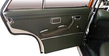 MERCEDES W123 4 DOOR SEDAN INTERIOR DOOR PANEL BLACK 4 PCS PAIR 1976–1986