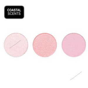 3 FOR THE PRICE OF 2 - Coastal Scents Hot Pot Eye Shadow - SET 6