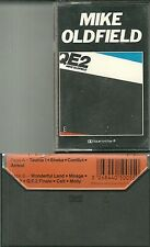RARE / K7 AUDIO - MIKE OLDFIELD : QE2 / TAPE